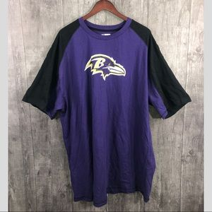 Baltimore Ravens Mens Size 4XL Football Shirt